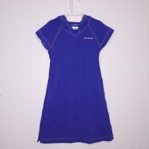 Columbia Girls Omni Shade Dress Size 7/8